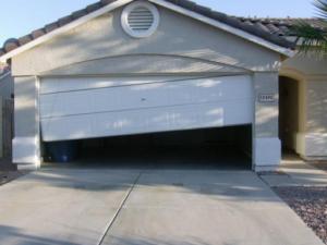 Sacramento garage door repair